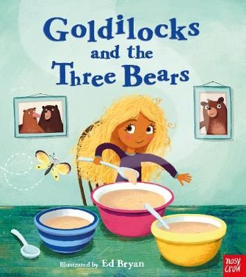 Goldilocks & the Three Bears Badger Learning