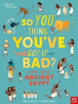 A Kid's Life in Ancient Egypt Badger Learning