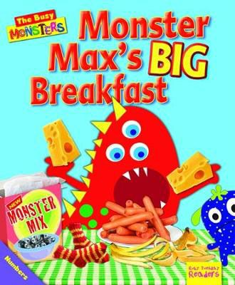Monster Max's Big Breakfast Badger Learning