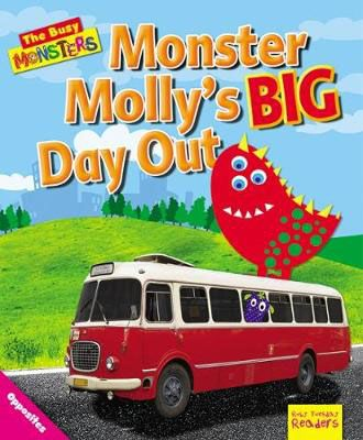 Monster Molly's Big Day Out Badger Learning