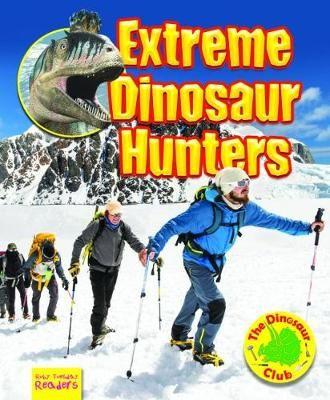 Extreme Dinosaur Hunters Badger Learning