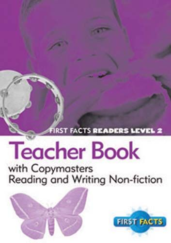 Go Facts Level 2 Teacher Book Badger Learning