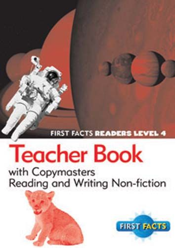 Go Facts Level 4 Teacher Book Badger Learning
