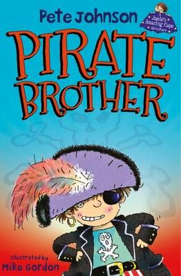 Pirate Brother Badger Learning