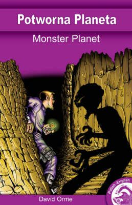 Monster Planet (English/Polish Edition) Badger Learning