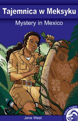 Mystery in Mexico (English/Polish Edition) Badger Learning