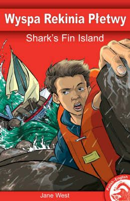 Shark's Fin Island (English/ Polish Edition) Badger Learning