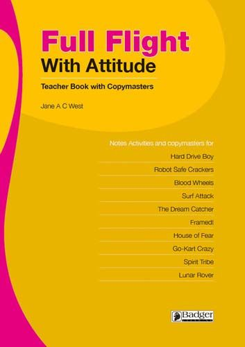 Full Flight with Attitude: Teacher Book + CD Badger Learning