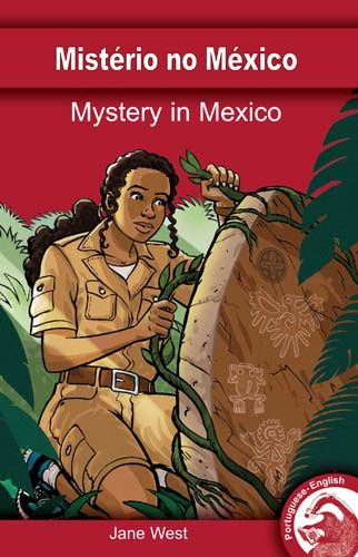 Mystery in Mexico (English/Portuguese Edition) Badger Learning