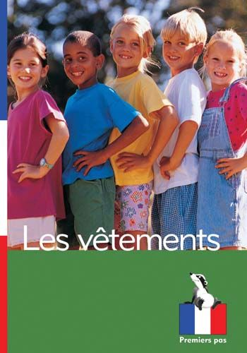 Premiers Pas: Les vetements Badger Learning