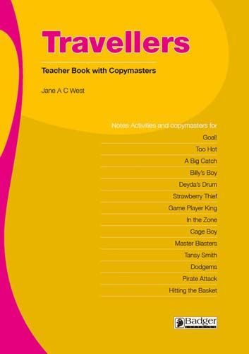 Travellers: Teacher Book + CD Badger Learning