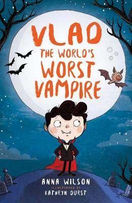 Vlad the World's Worst Vampire Badger Learning