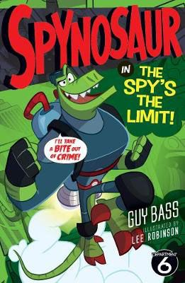 The Spy's the Limit Badger Learning