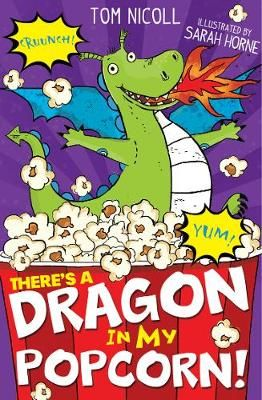 There's a Dragon in my Popcorn! Badger Learning