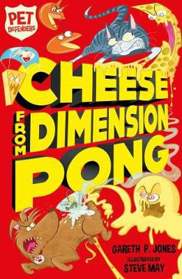 Cheese from Dimension Pong Badger Learning
