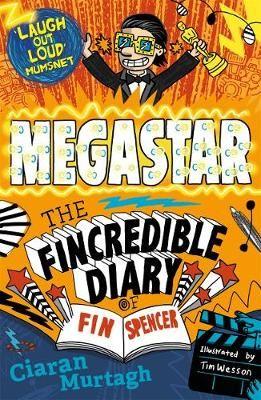 Megastar: The Fincredible Diary of Fin Spencer Badger Learning