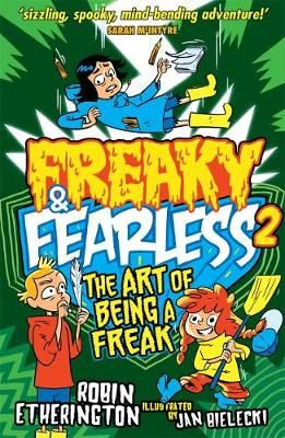Freaky and Fearless: The Art of Being a Freak Badger Learning