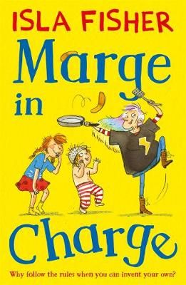 Marge in Charge Badger Learning