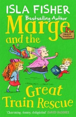Marge and the Great Train Rescue Badger Learning
