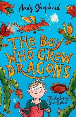 Boy Who Grew Dragons Badger Learning