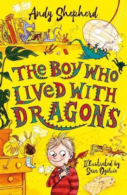 The Boy Who Lived with Dragons Badger Learning