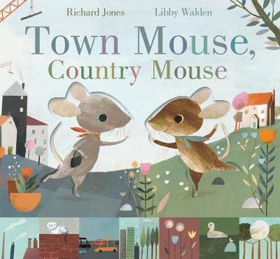 Town Mouse, Country Mouse Badger Learning