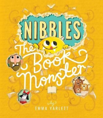 Nibbles: The Book Monster Badger Learning