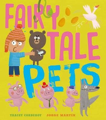 Fairy Tale Pets Badger Learning
