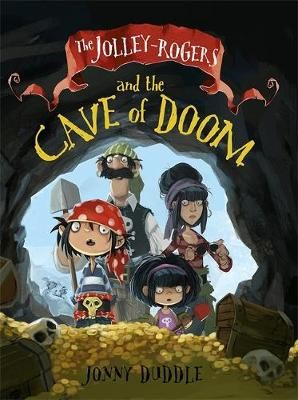 The Jolley-Rogers and the Cave of Doom Badger Learning