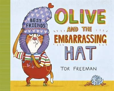 Olive and the Embarrassing Hat Badger Learning