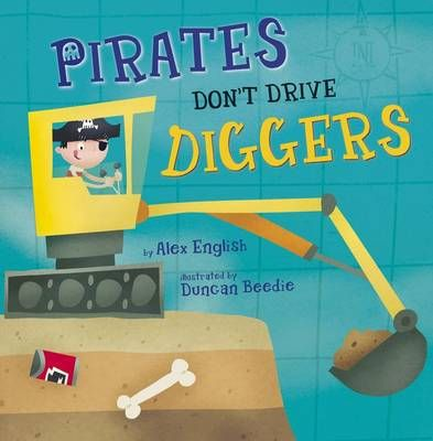 Pirates Don't Drive Diggers Badger Learning