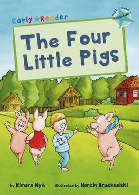 The Four Little Pigs Badger Learning
