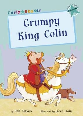 Grumpy King Colin Badger Learning