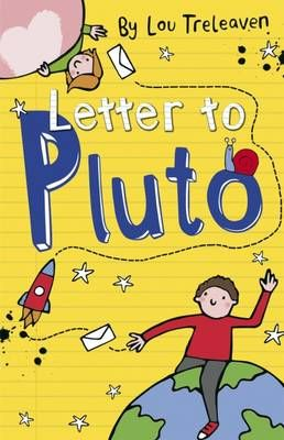 Letter to Pluto Badger Learning
