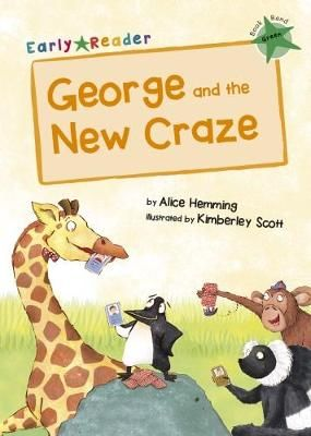 George and the New Craze Early Reader Badger Learning