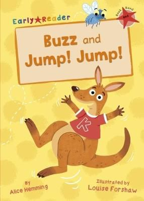 Buzz and Jump! Jump! Badger Learning