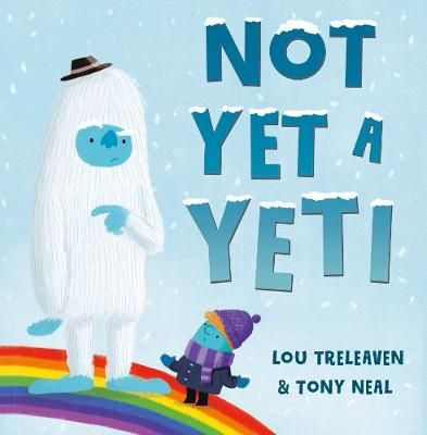 Not Yet a Yeti Badger Learning