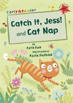 Catch it, Jess! & Cat Nap Badger Learning