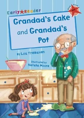 Grandad's Cake & Grandad's Pot Badger Learning