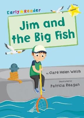 Jim & the Big Fish Badger Learning