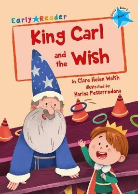 King Carl & the Wish Badger Learning