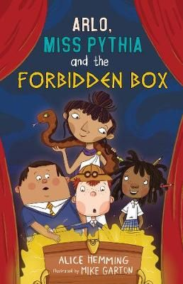 Arlo, Miss Pythia & the Forbidden Box Badger Learning