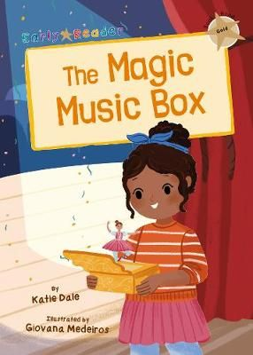 Magic Music Box Badger Learning
