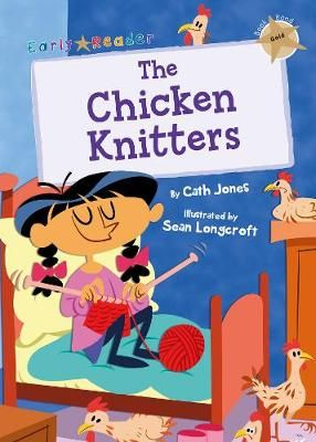 Chicken Knitters Badger Learning