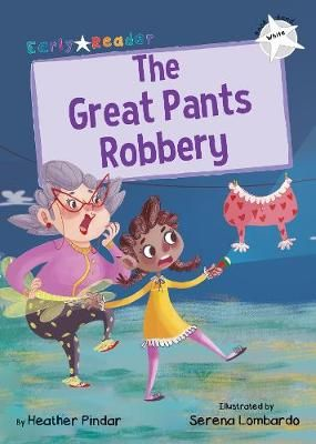 Great Pants Robbery Badger Learning