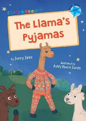 Llama's Pyjamas Badger Learning