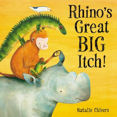 Rhino's Great Big Itch! Badger Learning