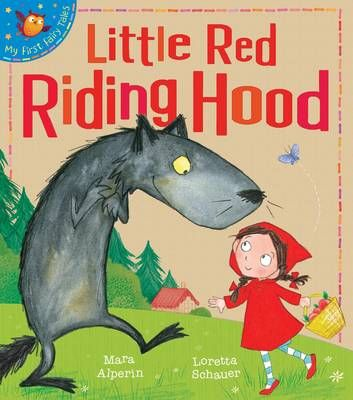 Little Red Riding Hood Badger Learning