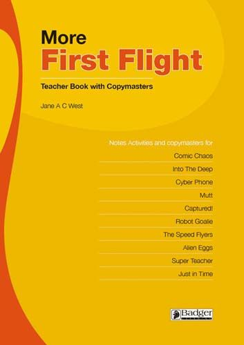 More First Flight Teacher Book Badger Learning
