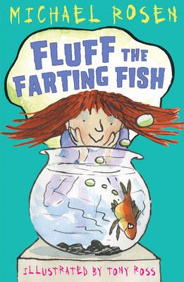 Fluff the Farting Fish Badger Learning
